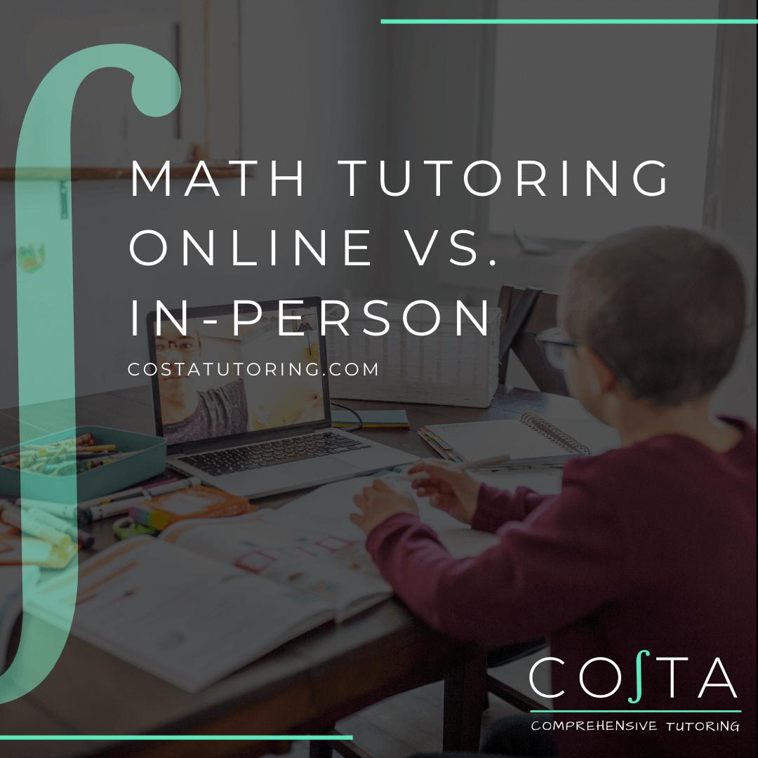 best online math tutor